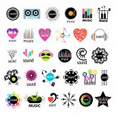 Biggest Collection Of Vector Icons Music And Sounds