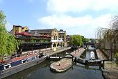 Camden Lock In London