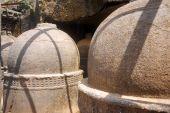 Stupa, Bhaja, Maharashtra, India