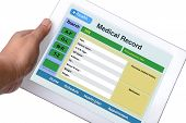 Patient Medical Record.