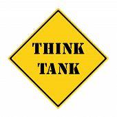 Think Tank Sign