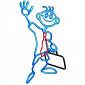 Doodle GuyZ Businessman