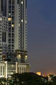 Real Estate Condominium Building Tower