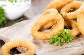 Fresh Made Onion Rings