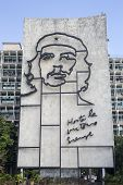 Che Guevara monument at Plaza de la Revolucion