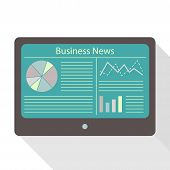 Tablet Display Business News