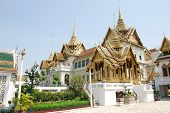 Buddhist Thailand Temple