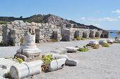Antique Ruins, Greece.