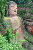 picture of shan  - Leshan Giant Buddha  - JPG