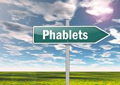 Signpost Phablets