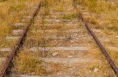 Old Railway Abandoned