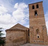 Saint Michael Church Side View