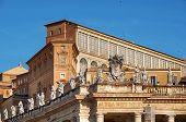 Apostolic Palace, Rome - Italy