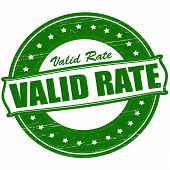 Valid Rate