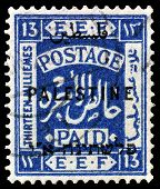 Palestine 1922