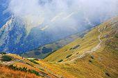 Red Peaks, Tatra Mountains, Poland
