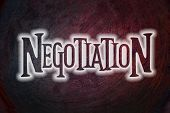 Negotiation Concep