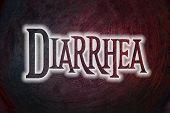 Diarrhea Concept
