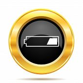 1 Third Charged Battery Icon