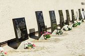 Commemorative Plaques, Pawiak Prison Museum