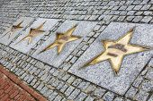 Avenue Of The Stars Of Sport In Wladyslawowo