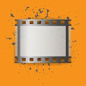Picture Film Frame.