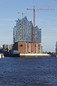 Hamburg - Elbe Philharmonic Hall