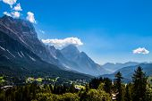 Cortina D'ampezzo  Village, Italy