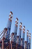 Hamburg - Container Terminal