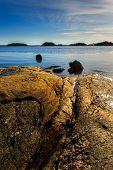 Landscape image from Swedish archipelago