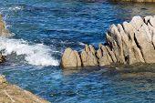 Pacific Grove-Monterey Bay Seascape #09