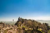 Fortress Of Guaita (rocca Della Guaita), Castle In San Marino Republic