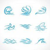 Splashes Of Water