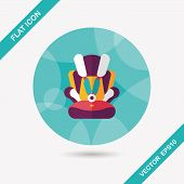 pic of car carrier  - Baby Car Seat Flat Icon With Long Shadow - JPG