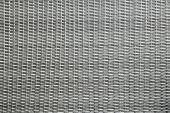 Grey woven webbing background