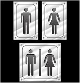 Man And Woman Signs