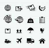 Shipping Icon
