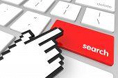 Search Enter Key