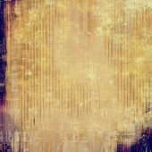 Grunge texture. With different color patterns: yellow (beige); brown; purple (violet)
