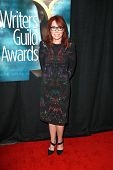 LOS ANGELES - FEB 14:  Margaret Nagle at the 2015 Writers Guild Awards at a Century Plaza Hotel on February 14, 2015 in Century City, CA