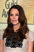 LOS ANGELES - FEB 14:  Keira Knightley at the 2015 Writers Guild Awards at a Century Plaza Hotel on February 14, 2015 in Century City, CA