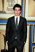 LOS ANGELES - FEB 14:  Damien Chazelle at the 2015 Writers Guild Awards at a Century Plaza Hotel on February 14, 2015 in Century City, CA
