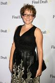 LOS ANGELES - FEB 12:  Nicole Perlman at the 10th annual Final Draft Awards at a Paramount Theater on February 12, 2015 in Los Angeles, CA