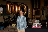 LOS ANGELES - FEB 12:  Karan Brar at the Disney Channel's