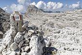 Mountains Summer Landscape, Dolomiti