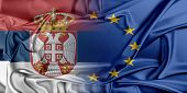 picture of serbia  - European Union and Serbia - JPG