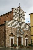 picture of church  - San Giusto is a church in Lucca - JPG
