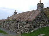 Scottish Black House