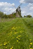 image of windmills  - The windmill Seelenfeld  - JPG