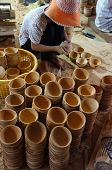 picture of wood craft  - BEN TRE VIET NAM - JPG